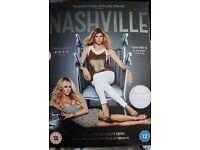 Nashville season 1 DVD