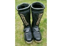 Oneal moto-x green lane boots
