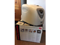 Morphy Richards Coolwall Fastbake Bread Maker