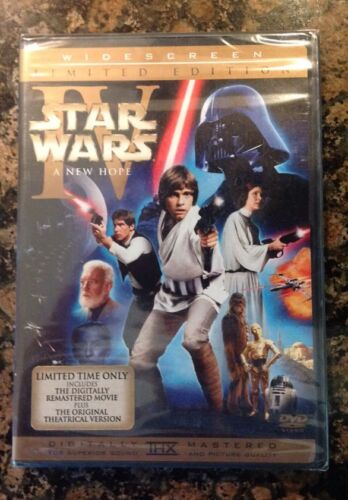 Star Wars Episode Iv: A New Hope (Limited Edition) 7