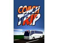Coach hire/ minibus hire
