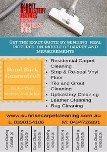 Carpet Cleaning, Upholstery Cleaning, Tiles Cleaning Echuca Campaspe Area Preview