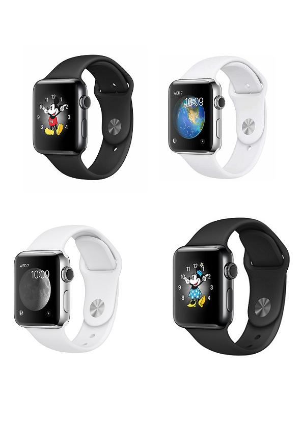 Apple Watch Series 2 42mm 38mm WiFi Stainless Steel Sport Band Smartwatch