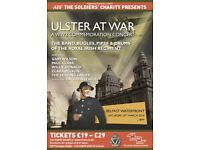WW2 CONCERT - BAND OF THE ROYAL IRISH REGIMENT