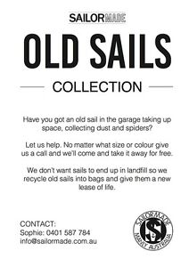 OLD SAILS COLLECTED Brookvale Manly Area Preview