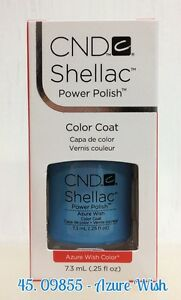 CND Shellac UV Gel - Choose Any Color from SWEET DREAMS Collections Spring 2013