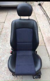 Ford Focus ST170 passenger seat