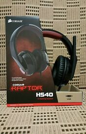 Corsair Raptor HS40 7.1 PS4/PC