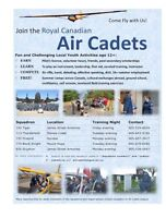 Join Air Cadets!!!