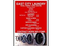 Ironing laundry service Free pick up
