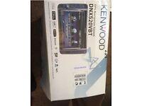 Kenwood DNX520vbt VW T5 Golf Passat Bora Seat Skoda Audi radio sat nav parrot Bluetooth handsfree