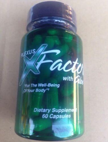 Plexus Slim Xfactor With Aloe Vitamins & Antioxidants 60ct