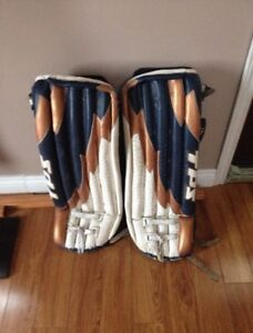 "33"" tps goalie equipment"