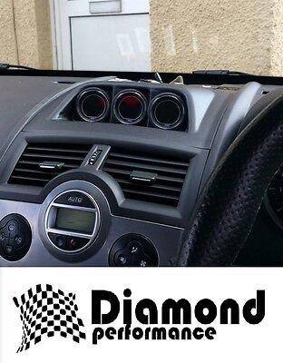 MEGANE MK2<em><em>ALL</em></em> MODELSRHD DASH TRIPLE POD FOR </em>...