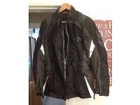 Womens Protective Motorbike Clothing - New/Hardly Used