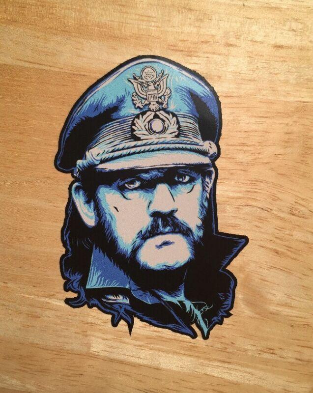 Motorhead Sticker - Lemmy