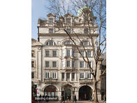 HOLBORN Office Space to Let, WC2 - Flexible Terms | 2 - 88 people