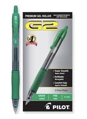 G2 Premium Pen Green Pack Of 12