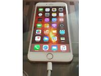 Rose Gold iPhone 6 S 16gb Unlocked for swap