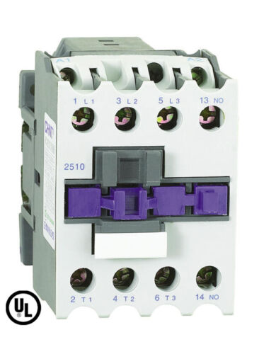 Telemecanique LC1D2510, LC1-D2510 New UL Listed Direct Replacement by US Breaker