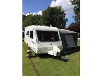 Elddis Avante 556 6 Berth Caravan 2009
