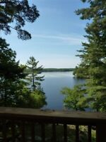 THANKSGIVING WEEKEND FREE! Parry Sound **Waterfront** Cottage