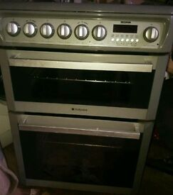 Hotpoint 60cm Cooker & 6 month warranty