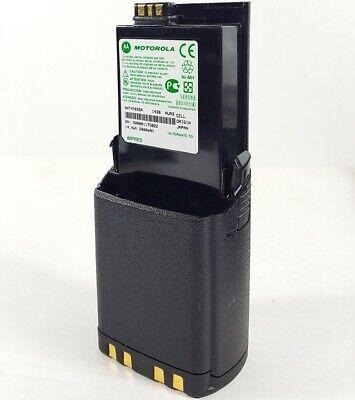 Motorola Nntn7035a 2200mah Impres Battery Fm For Apx6000 Apx7000 Apx8000 Srx2200