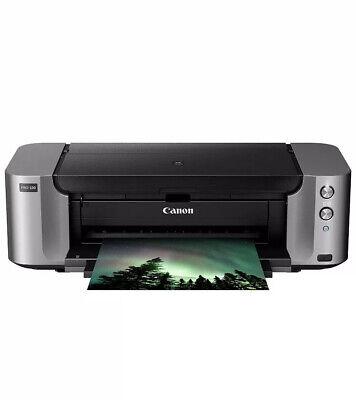 Canon PIXMA PRO-100 Digital Photo Inkjet Printer , Never Been Used, W/Free Paper