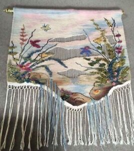 South African Hand Woven Tapestry