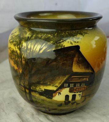 Schramberg Keramik aus Sammlung Schwarzwald Motiv #05 Vase