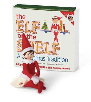 Girl Elf on the Shelf from American Girl Doll
