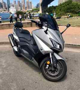Yamaha TMAX 530 2015 Kirribilli North Sydney Area Preview