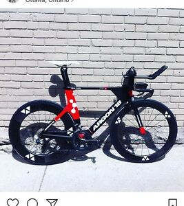 Argon 18 E118 2015 - Time trial / Triahlon bike