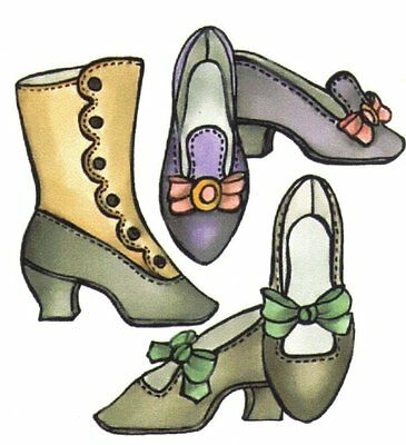 Sewing pattern fashion MSD DS  BJD  DOLL  Shoe & Boot  7 different sizes 1566