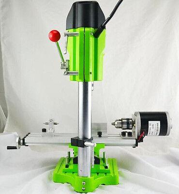 220v Mini Diy Wood Lathe Machine Woodworkingbench Drill Set 3500rmin 480w Cn