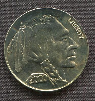 2000 Hobo Token | Gallery Mint Museum | Buffalo Nickel | Bethlehem | CT (MG1389)