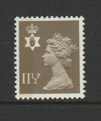 GB Northern Ireland 1981 Regional Machin 11 1/2p SG NI34 MNH