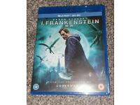 Ifrankenstein 3d blu ray like new swap or sell