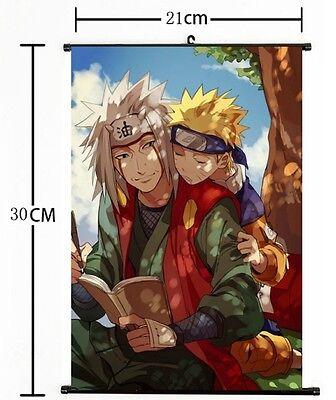 """Hot Japan Anime Naruto Akatsuki Cosplay Poster Wall Scroll 8/""""×12/"""" FL852"""