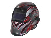 Sealey PWH600 PWH601 Welding Helmet Auto Darkening Shade 9-13 - 2 superb colours available