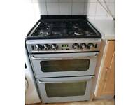 Newhome gas cooker double door