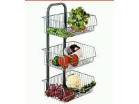 New vegetable rack