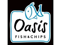 COUNTER STAFF REQUIRED FOR BUSY FISH AND CHIP SHOP