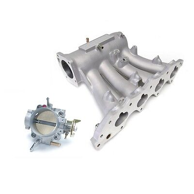 Skunk2 Pro Intake Manifold+68mm Throttle Body 94-01 Acura Integra GS-R B18C1 A