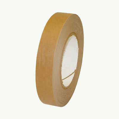 Jvcc Fppt-01 Kraft Flatback Paper Packaging Tape 1 In. X 60 Yds. Brown