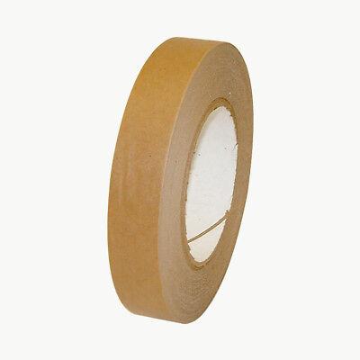 Jvcc Fppt-01 Kraft Flatback Paper Packaging Tape 1 In. X 60 Yds. Brown