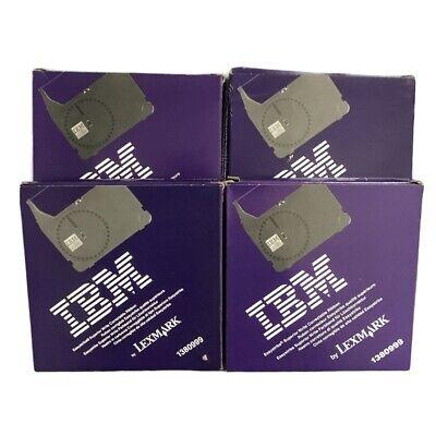 Ibm 1380999 Wheelwriter Ribbon Cartridge 4ctn