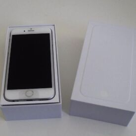 IPhone 6s unlocked white new