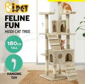 Cat Tree Trees Scratching Post Scratcher Tower Condo House Melbourne CBD Melbourne City Preview